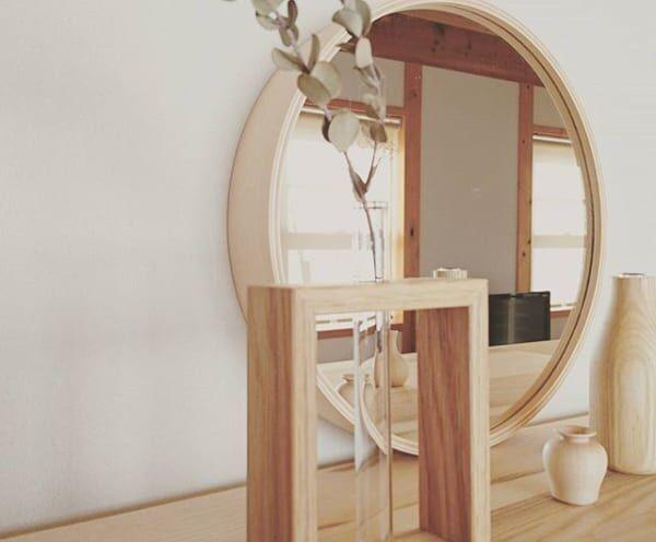 毎日の身だしなみをおしゃれに楽しく!こだわりの鏡をご紹介☆