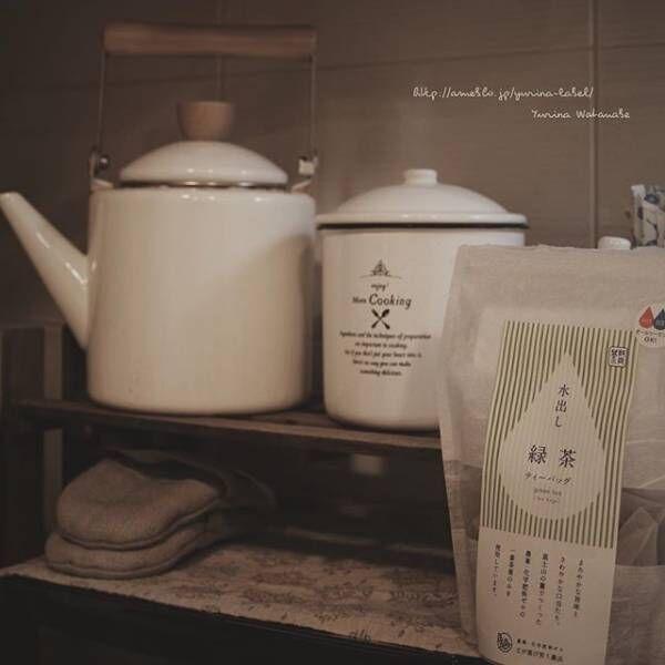見せる収納の必需品!お洒落なキッチンアイテム「キャニスター」素敵なディスプレイ15選