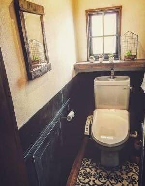 一番お気に入りの場所に!外国風の素敵なトイレを作るポイントをご紹介