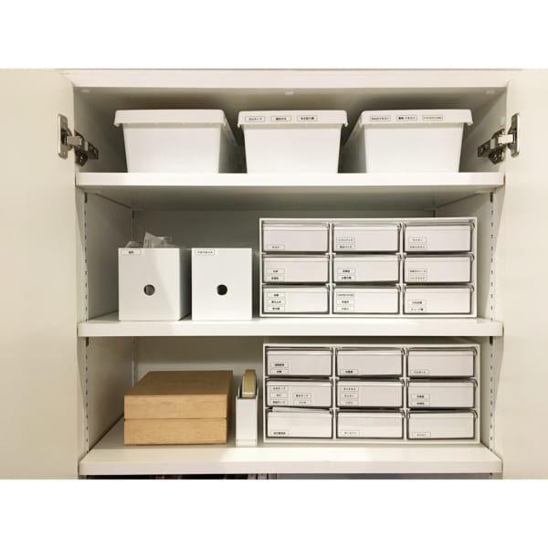 【無印良品】のファイルボックス1/2!どんな場所にも使いやすいハーフサイズを活用しよう!