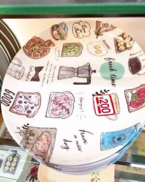 100均の食器が可愛い♡テーブルの主役にしたい人気アイテムをご紹介