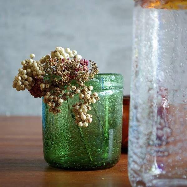 収納にもインテリアにもなる♪おしゃれにガラスを取り入れるアイディア15選
