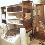 美しく快適なサニタリー空間!洗面所で使えるインテリアテクニックまとめ