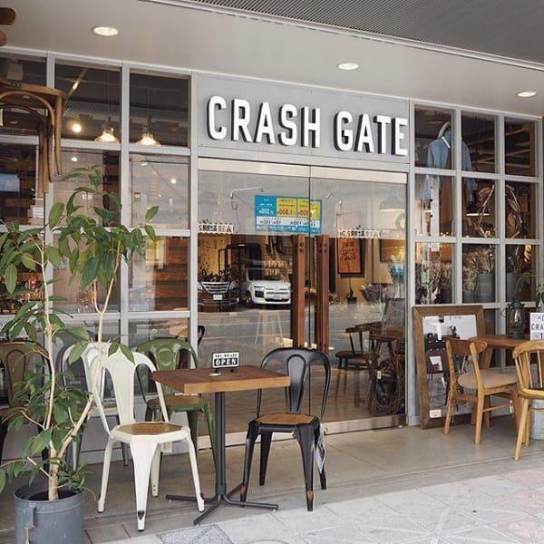男前な世界観がかっこいい!【CRASH GATE】の家具をご紹介