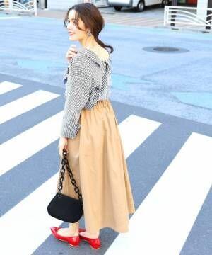 2018春のトレンドファッションまとめ♡30代からのデイリーコーデ集