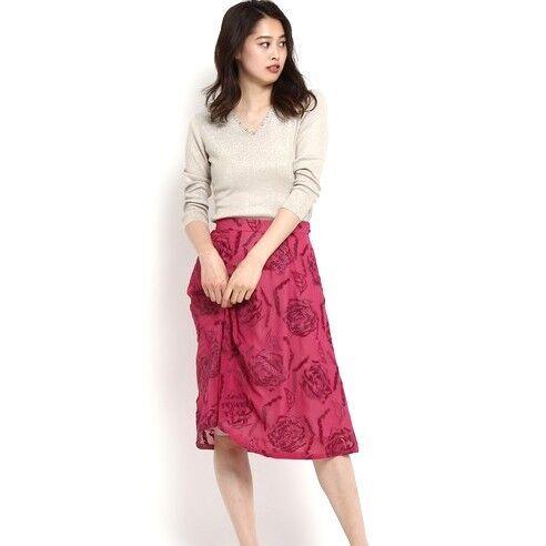 繊細な刺繍がかわいい!ロマンティックからエスニックまで刺繍で魅せる春スタイル