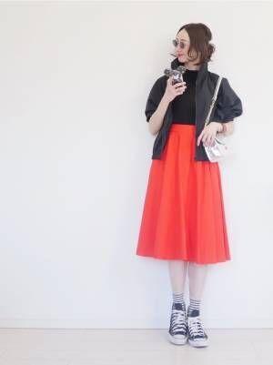 【GU&ユニクロ】可愛いのにシック♡大人女子のSweetな春コーディネート