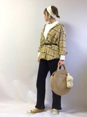 大人の女性が着たいファストブランド。【ZARA】のアイテムで作る、シックなカジュアルコーデ