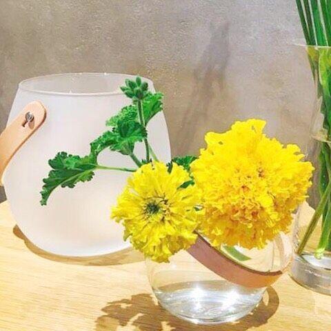 お花で癒しのある生活を!お部屋を素敵に彩るおしゃれなお花の飾り方をご紹介☆