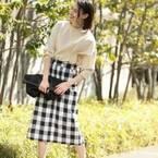 スカート派さんに♡きれいめONスタイルとカジュアルOFFスタイル♡