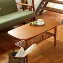 くつろぎと癒しの空間にぴったり!おススメのリビングテーブル・センターテーブルをご紹介!