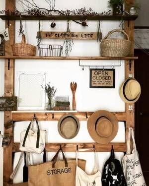 収納をDIYして綺麗なおうちを実現させよう!おすすめの収納DIYアイデア50選
