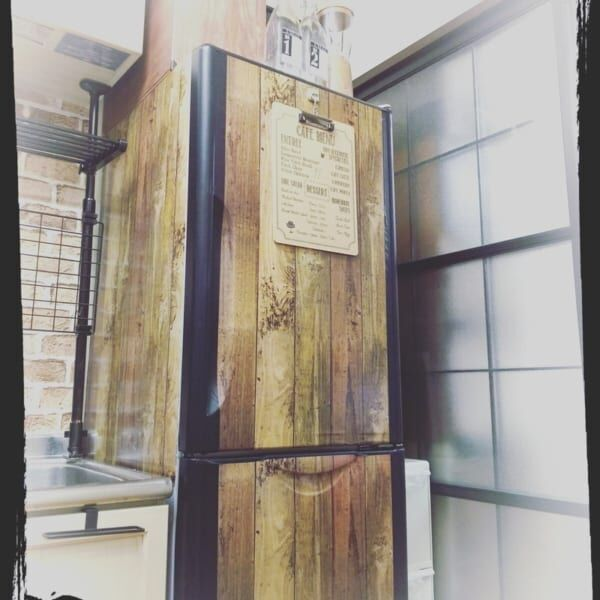 キッチンのイメージチェンジ!「DIY・冷蔵庫」の素敵なリメイクアイデアをご紹介