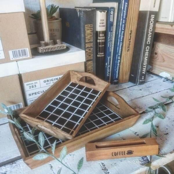 簡単なDIYから始めてみよう☆初心者でも出来る100均アイテムや木材を使ったアイデア!
