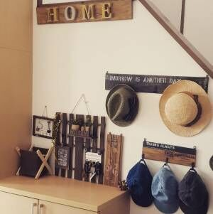 使いやすくて見た目も◎春夏の必需品「帽子」を上手に収納する方法