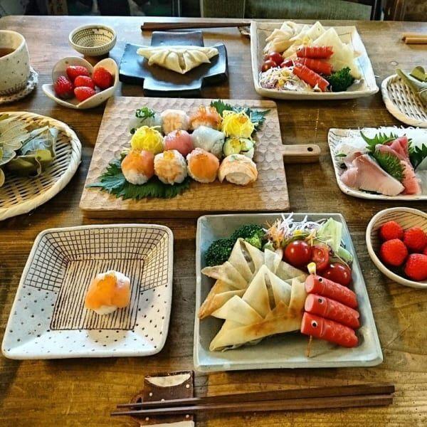 こどもの日を彩ろう☆お祝いにぴったりなテーブルセッティング&料理