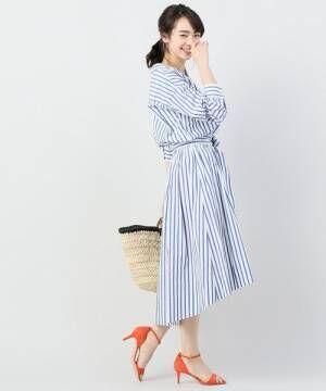 【春のおすすめコーデ集】大人女子も挑戦できる、トレンド柄コーデ♡