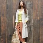 春夏アウターに最適!羽織るだけでオシャレ見えする「テーラードジャケット」をカラー別にご紹介!