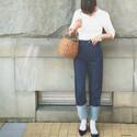 大人女子にはきれいめカジュアルが似合う☆おしゃれ度が上がるコーデ15選