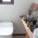 トイレをもっと寛げる空間にしよう!参考になるトイレのインテリア実例集