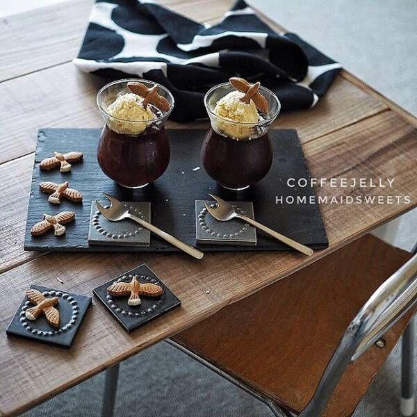 おうちカフェで過ごす最高のひととき。おいしいおやつと素敵な器&雑貨に癒されよう。