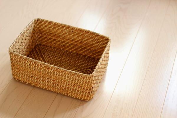 【連載】使い回しやすさバツグン!家中で使える無印ラタンバスケットの活用アイデア