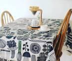 テーブルのイメージチェンジに!おしゃれなテーブルクロスとランチョンマット集☆