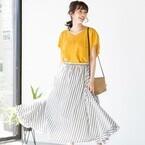 春はスカート人気がとまらない♡今買い足すべきおすすめのスカート15選