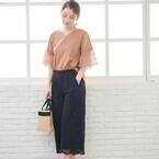 春夏の黒パンツの着こなし術とは?おしゃれな大人女子コーデをご紹介します♪