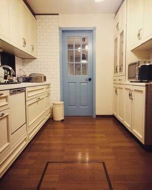 キッチンの間取り、私にとって使いやすい配置とは?タイプ別〜パントリーまでご紹介☆