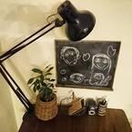 おうちは小さな美術館♡可愛いお子さんの絵を素敵に飾るアイディアをご紹介!
