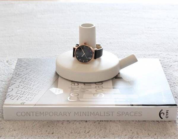 インテリアの一部としても活躍♪腕時計のおしゃれな見せる収納方法をご紹介!