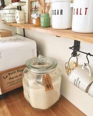 みんなお米をどうやって収納しているの?使える米びつアイデア10選