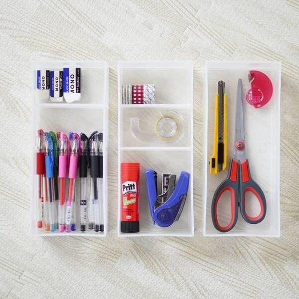 【無印良品】の人気アイテム☆ポリプロピレン小物収納ボックスを使いこなそう!