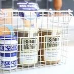 【無印良品】の人気アイテム・ワイヤーバスケット☆上手な活用方法8選をご紹介!