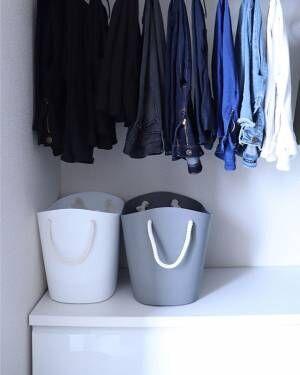 パジャマ収納のすっきりアイデア特集!きれいに整理して生活感をシャットダウン♪