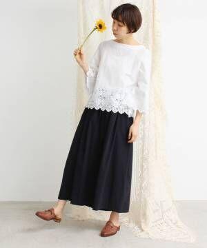 華やかさを求めるならこのアイテム♪とびきり旬な『ボリューム袖』トップスのコーデ特集