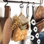 フィンランドの伝統的な「白樺カゴ」が素敵♪インテリアを彩るアイデア集