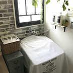 【連載】家族にも好評!DIYで作る散らからない洗面所収納完全版♬