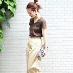 【ALL3,500円以下】プチプラ優秀Tシャツで作るおしゃれコーデ大特集!