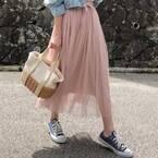 オシャレ女子はみんな持ってる♡《コンバース》のスニーカーを使ったコーデを紹介!