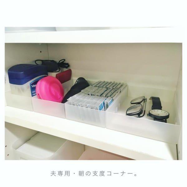 【無印良品】のアイテムで洗面所収納!上手な収納を実現するアイデア☆