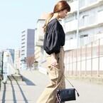 女性らしいシルエットに♡トレンドの《ボリューム袖トップス》をご紹介!