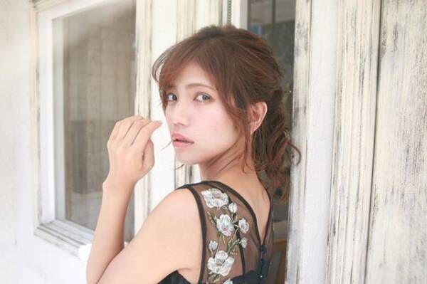 透明感抜群♪透けちゃうカラースタイルでこの夏は思いっきり可愛くなりたい!