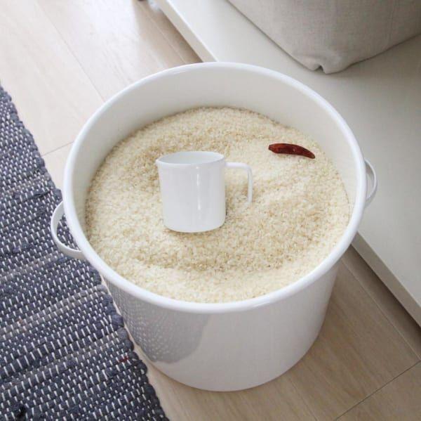みんなはどうしてる?暮らし上手さん愛用のお米収納アイテム特集