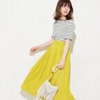 夏に向けて今買い足したいスカート特集☆今から使えるアイテムを先取りでゲット!