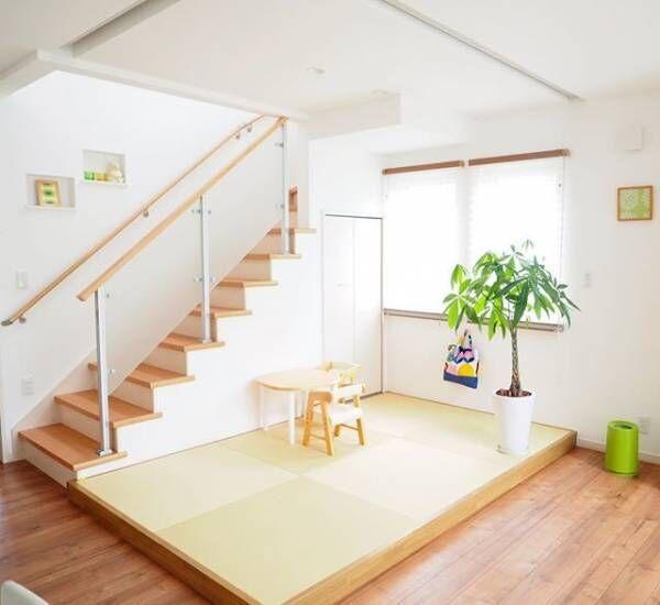 今、新鮮さを感じる【和】の空間。日本古来のアイテムを盛り込んだお部屋をご紹介