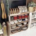見た目もスッキリきれい!取り出しやすいキッチンのお皿収納アイディアをご紹介!