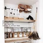 突っ張り棒で収納の幅を広げよう♪スペース活用からおしゃれな棚まで一挙にご紹介!