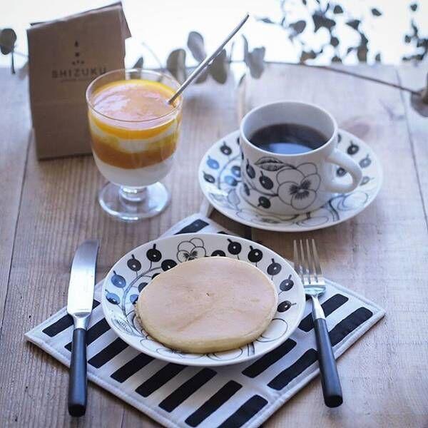 おうちカフェでまったりタイム。いつもより一手間加えて素敵なひとときを!